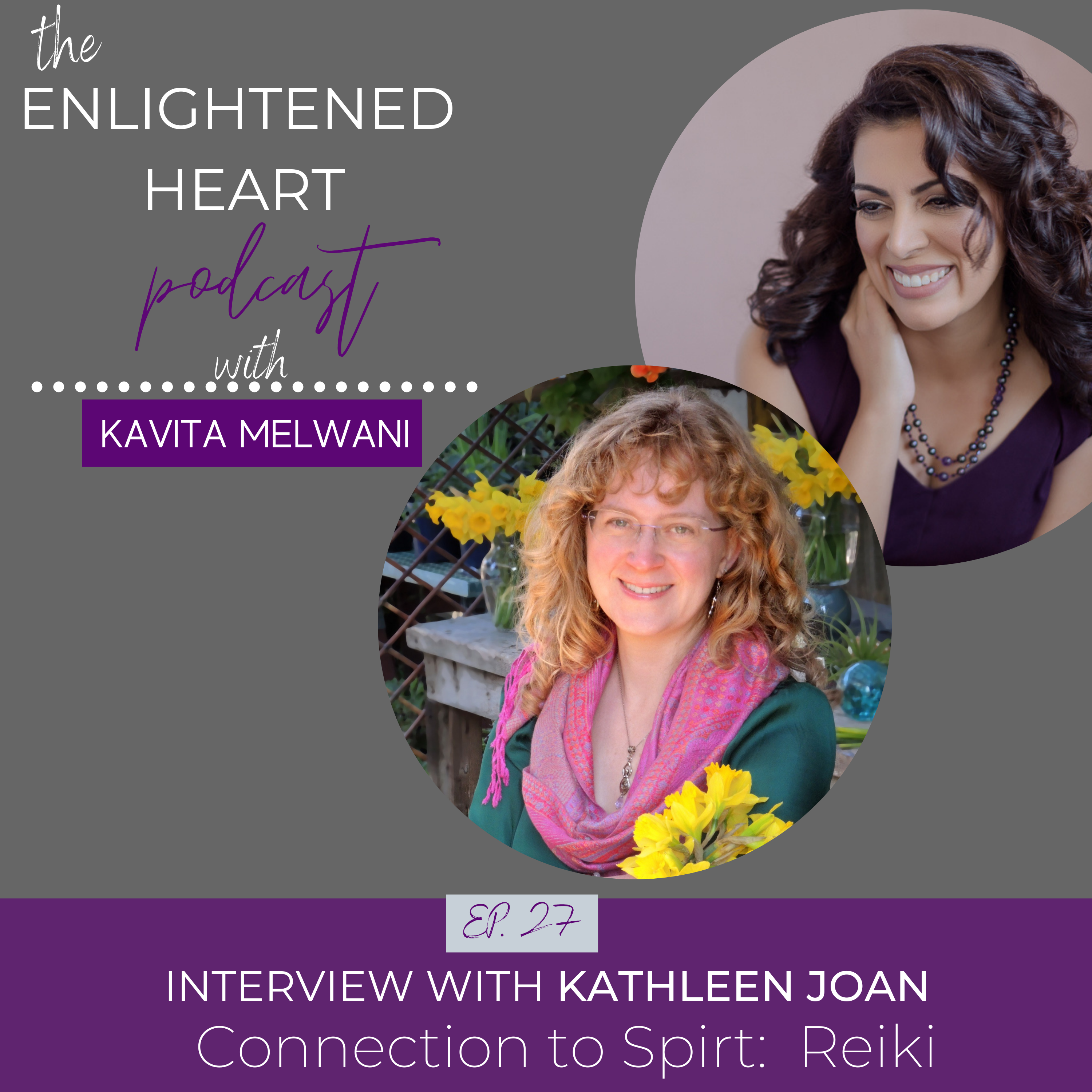 Connection to Spirit: Interview with Kathleen Joan